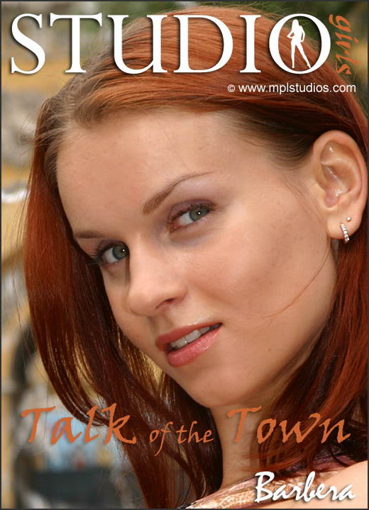 Barbera - `Talk Of The Town` - by Alexander Fedorov for MPLSTUDIOS
