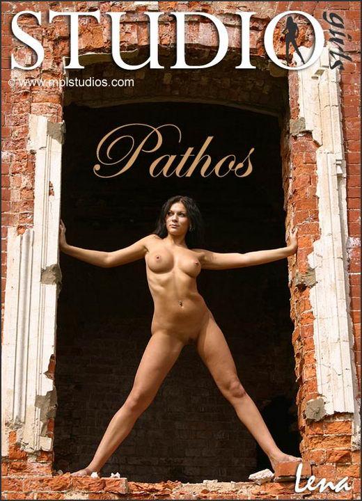 Lena in Pathos gallery from MPLSTUDIOS by Alexander Fedorov