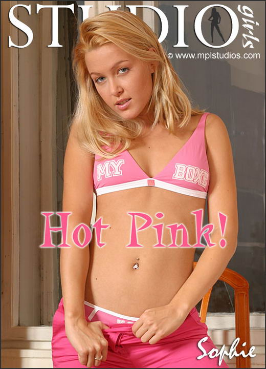 Sophie Moone in Hot Pink gallery from MPLSTUDIOS