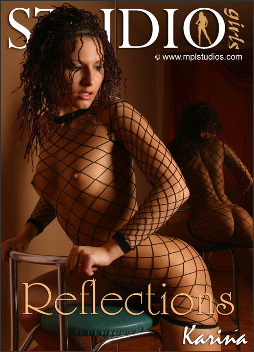 Karina in Reflections gallery from MPLSTUDIOS by Alexander Fedorov