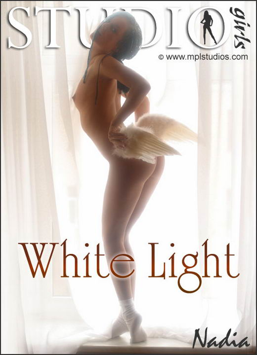 Nadia - `White Light` - by Alexander Fedorov for MPLSTUDIOS