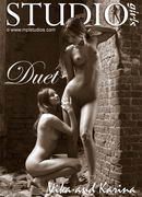 Vika And Karina in Duet gallery from MPLSTUDIOS by Alexander Fedorov