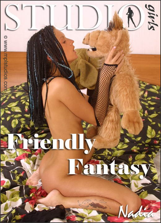 Nadia - `Friendly Fantasy` - by Alexander Fedorov for MPLSTUDIOS