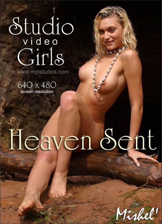 Mishel in Heaven Sent video from MPLSTUDIOS by Alexander Fedorov