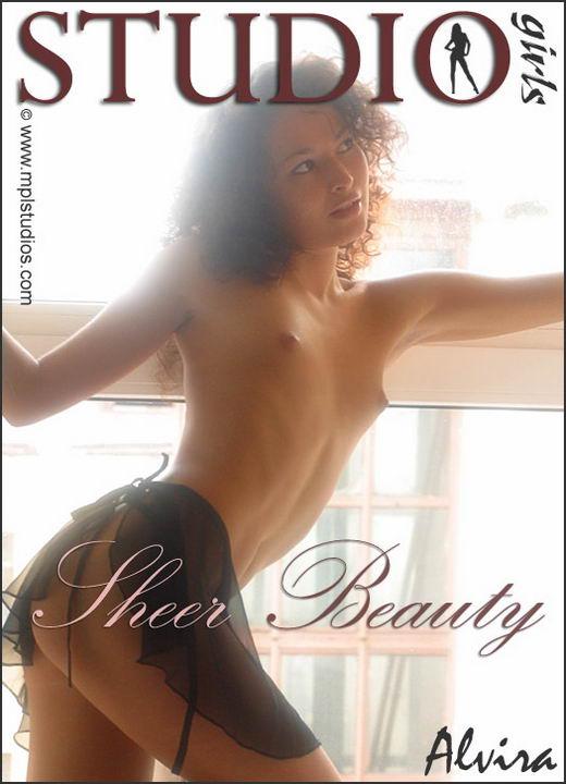 Alvira - `Sheer Beauty` - by Alexander Fedorov for MPLSTUDIOS