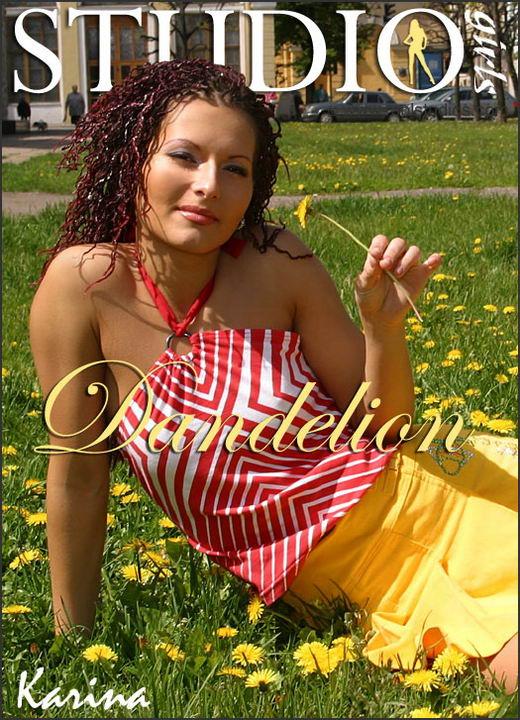 Karina - `Dandelion` - by Alexander Fedorov for MPLSTUDIOS