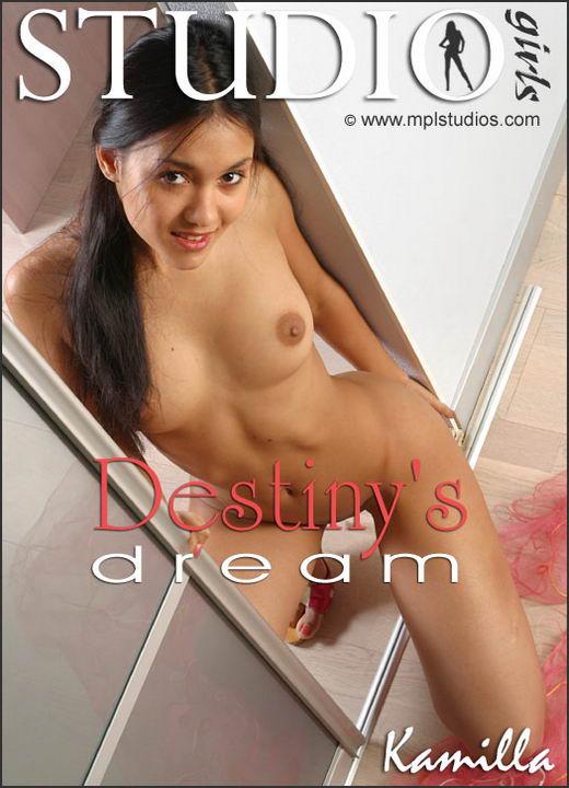 Kamilla - `Destiny's Dream` - by Alexander Fedorov for MPLSTUDIOS