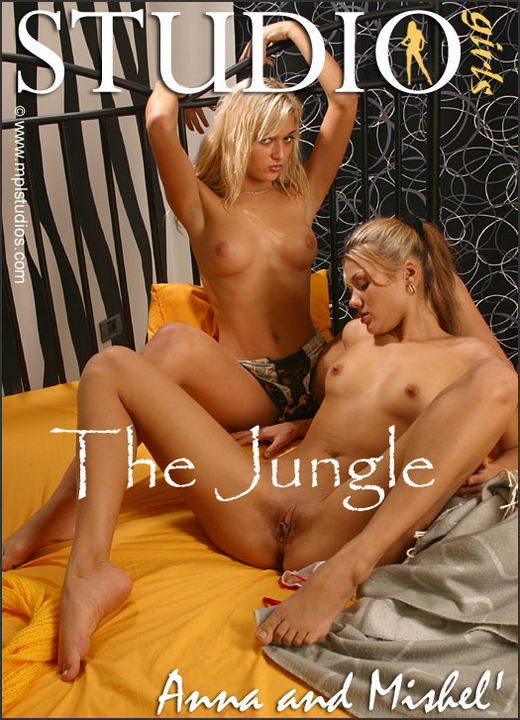 Anna And Mishel - `The Jungle` - by Alexander Fedorov for MPLSTUDIOS