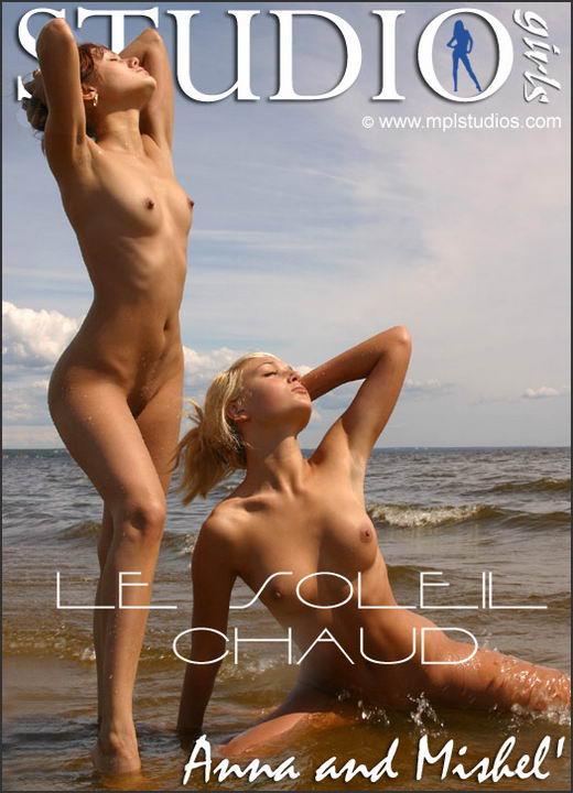Anna & Mishel - `Le Soleil Chaud` - by Alexander Fedorov for MPLSTUDIOS