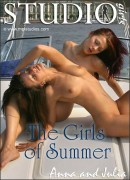 Anna & Julia in The Girls Of Summer gallery from MPLSTUDIOS by Alexander Fedorov