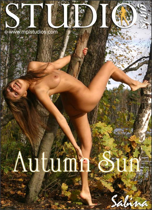 Sabina - `Autumn Sun` - by Alexander Fedorov for MPLSTUDIOS