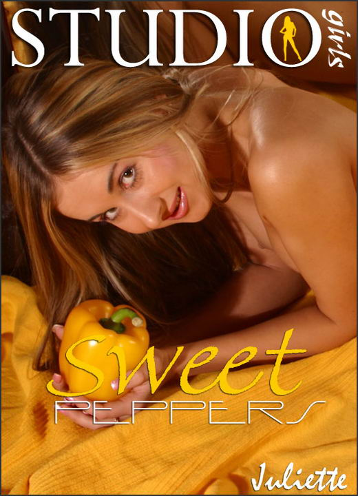 Juliette - `Sweet Pepper` - by Alexander Fedorov for MPLSTUDIOS