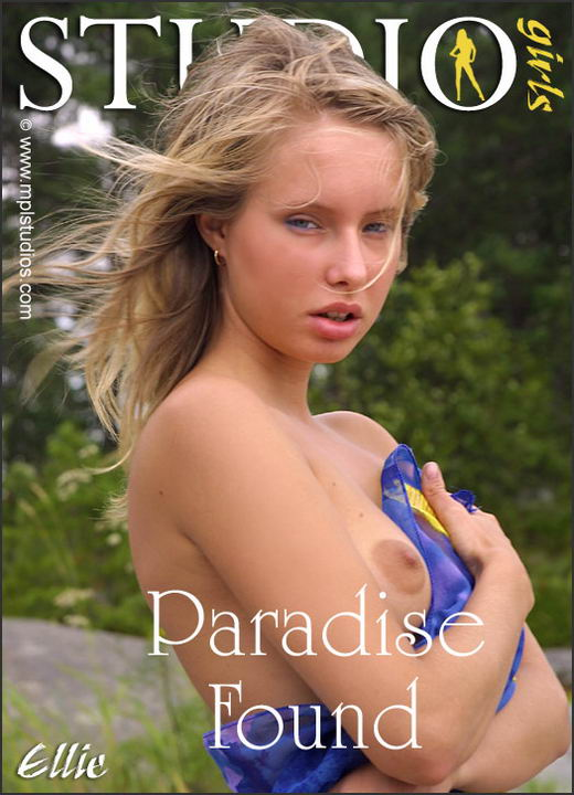 Ellie in Paradise Found gallery from MPLSTUDIOS by Alexander Fedorov