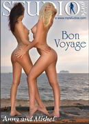 Anna & Mishel in Bon Voyage gallery from MPLSTUDIOS by Alexander Fedorov