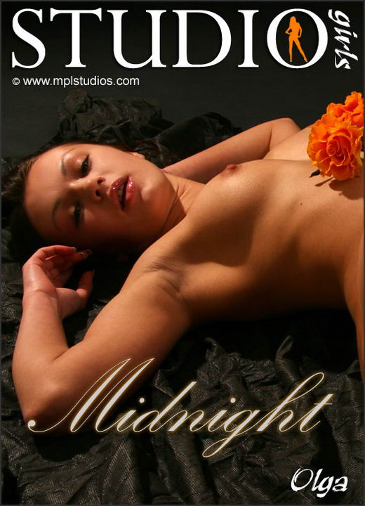 Olga - `Midnight` - by Alexander Fedorov for MPLSTUDIOS