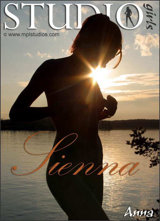 Anna - `Sienna` - by Alexander Fedorov for MPLSTUDIOS