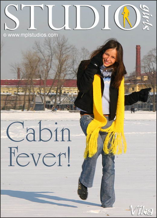 Vika in Cabin Fever gallery from MPLSTUDIOS by Alexander Fedorov