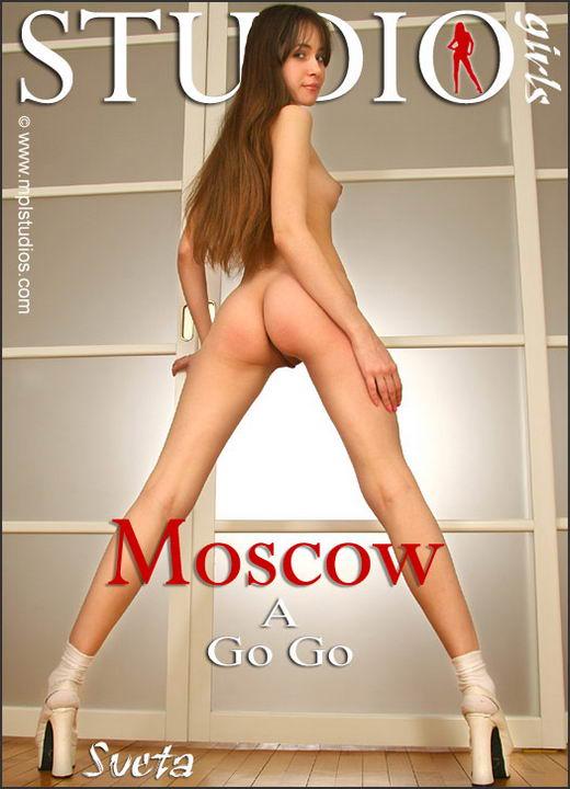 Sveta - `Moscow A Go Go` - by Alexander Fedorov for MPLSTUDIOS