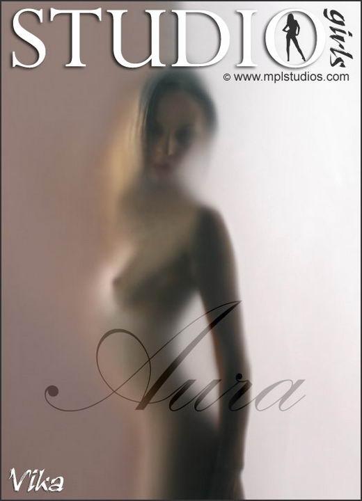Vika in Aura gallery from MPLSTUDIOS by Alexander Fedorov