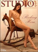 Ulia in Rocking Horse gallery from MPLSTUDIOS by Lebedev