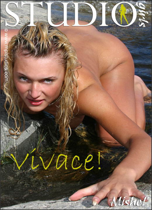 Mishel - `Vivace` - by Alexander Fedorov for MPLSTUDIOS