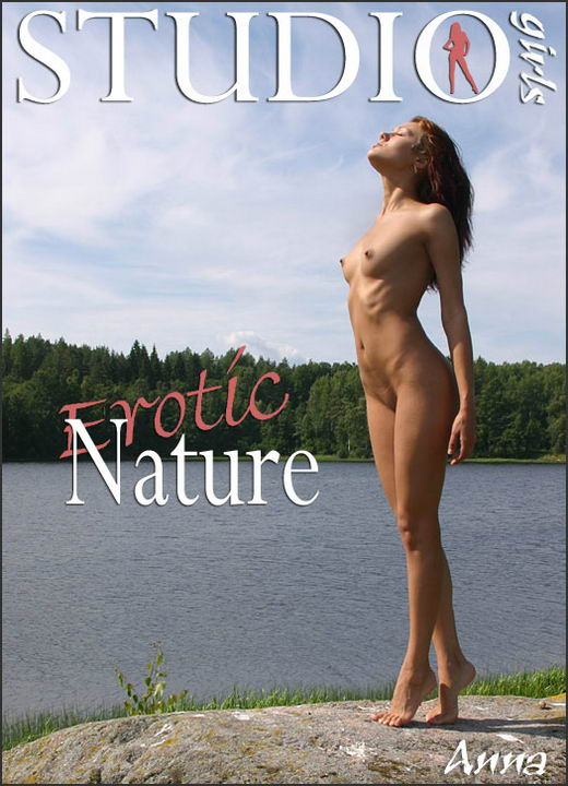 Anna - `Erotic Nature` - by Alexander Fedorov for MPLSTUDIOS