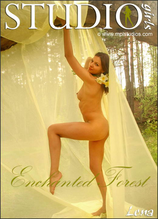 Lena in Enchanted Forest gallery from MPLSTUDIOS by Alexander Fedorov