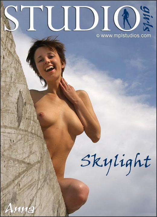 Anna - `Skylight` - by Alexander Fedorov for MPLSTUDIOS