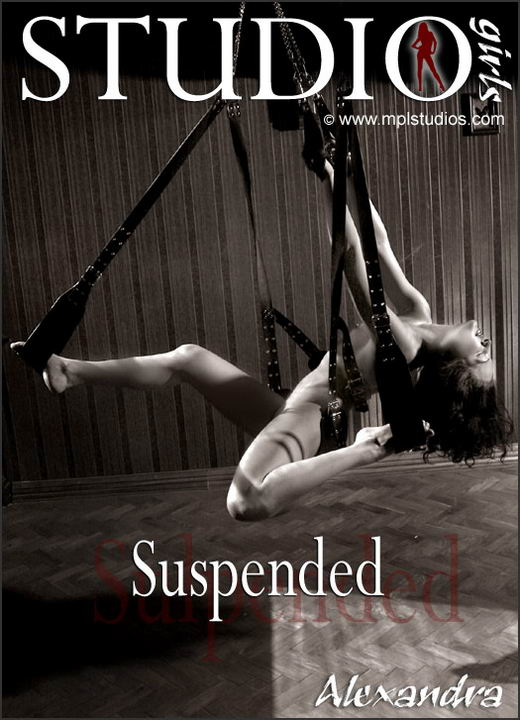 Alexandra - `Suspended` - by Alexander Fedorov for MPLSTUDIOS