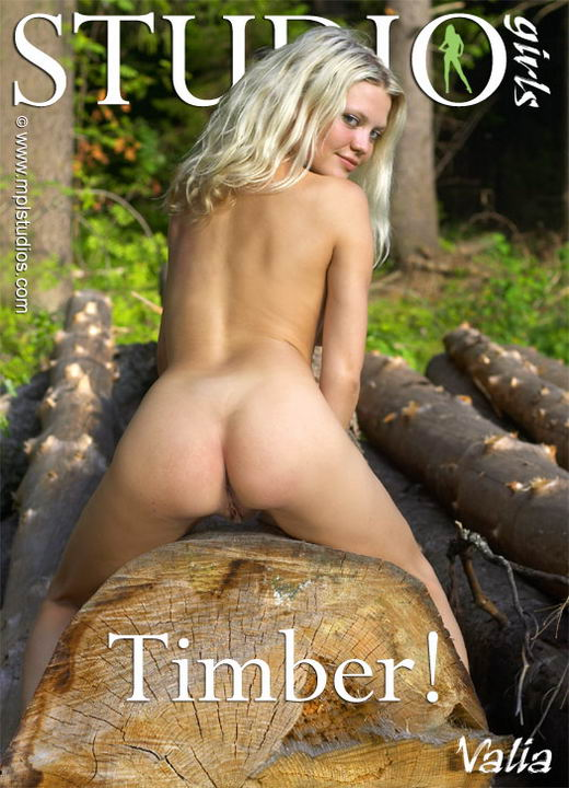 Valia - `Timber` - by Alexander Lobanov for MPLSTUDIOS