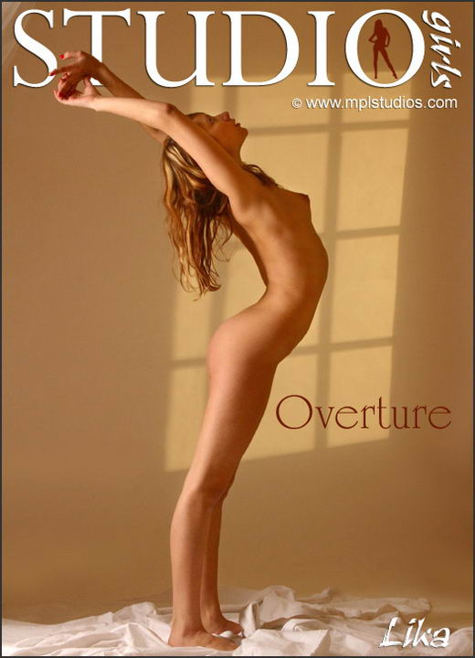 Lika in Overture gallery from MPLSTUDIOS by Alexander Fedorov
