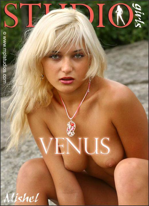 Mishel in Venus gallery from MPLSTUDIOS by Alexander Fedorov