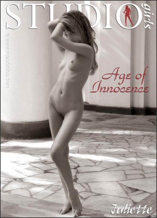 Juliette - `Age Of Innocence` - by Andrey Krylov for MPLSTUDIOS