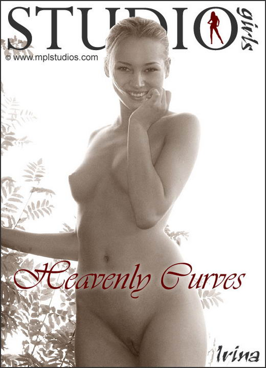 Irina in Heavenly Curves gallery from MPLSTUDIOS by Alexander Lobanov
