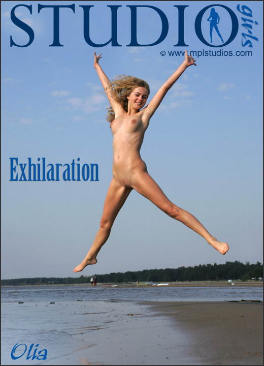 Olia in Exhilaration gallery from MPLSTUDIOS by Alexander Fedorov