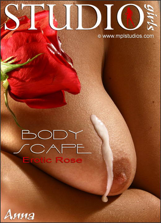 Anna - `Erotic Rose` - by Alexander Fedorov for MPLSTUDIOS