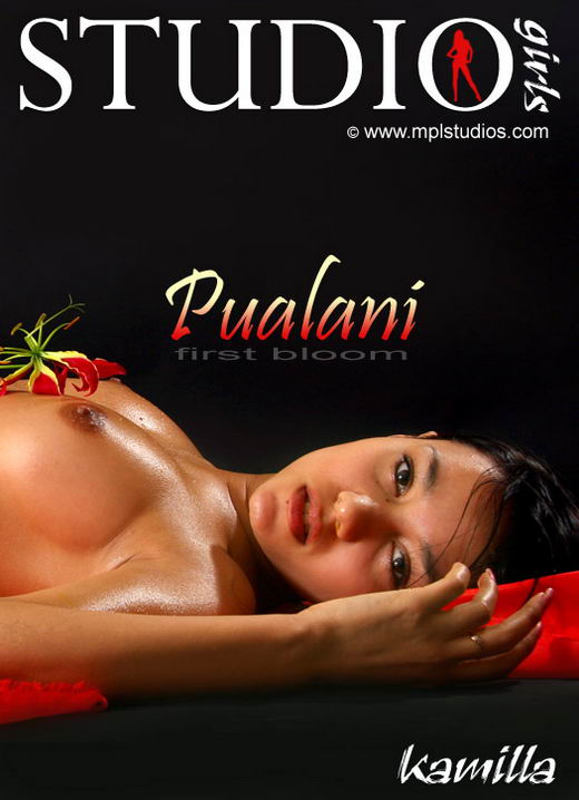 Kamilla in Pualani: First Bloom gallery from MPLSTUDIOS by Alexander Fedorov