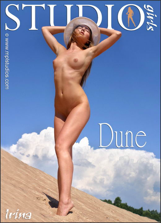 Irina in Dune gallery from MPLSTUDIOS by Alexander Fedorov