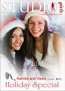 Vika And Kamilla - Holiday Special