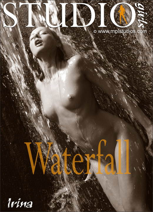 Irina - `Waterfall` - by Alexander Fedorov for MPLSTUDIOS