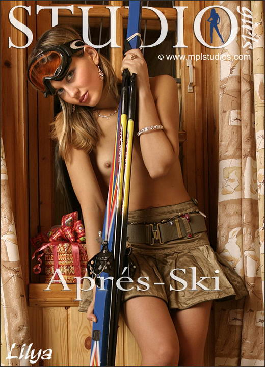 Lilya - `Apres-ski` - by Alexander Fedorov for MPLSTUDIOS