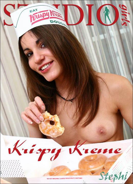 Stephi - `Krispy Kreme` - by Diana Kaiani for MPLSTUDIOS