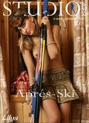 Lilya in Apres-ski gallery from MPLSTUDIOS by Alexander Fedorov