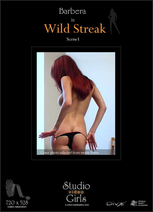 Barbera in Wild Streak video from MPLSTUDIOS by Alexander Fedorov