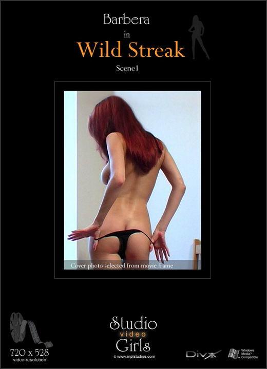 Barbera - `Wild Streak` - by Alexander Fedorov for MPLSTUDIOS