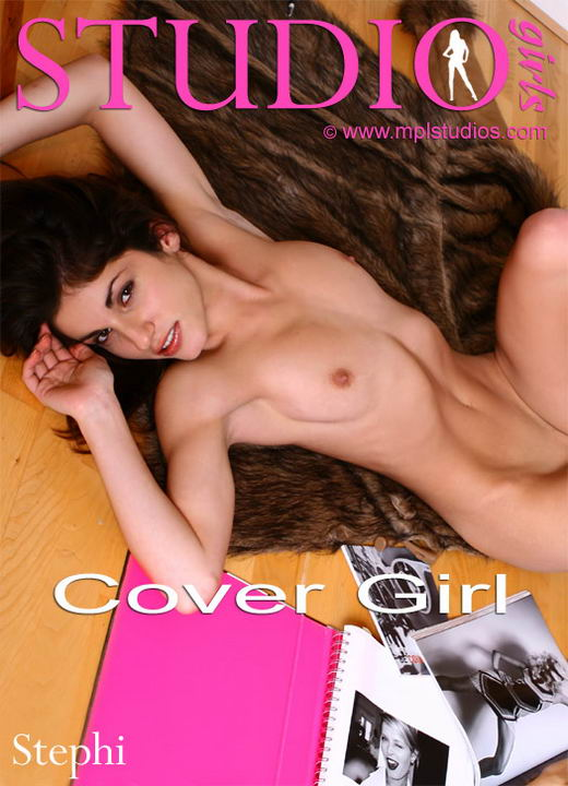 Stephi - `Cover Girl` - by Diana Kaiani for MPLSTUDIOS