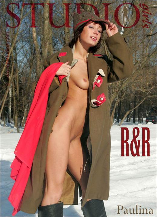 Paulina - `R & R` - by Alexander Fedorov for MPLSTUDIOS
