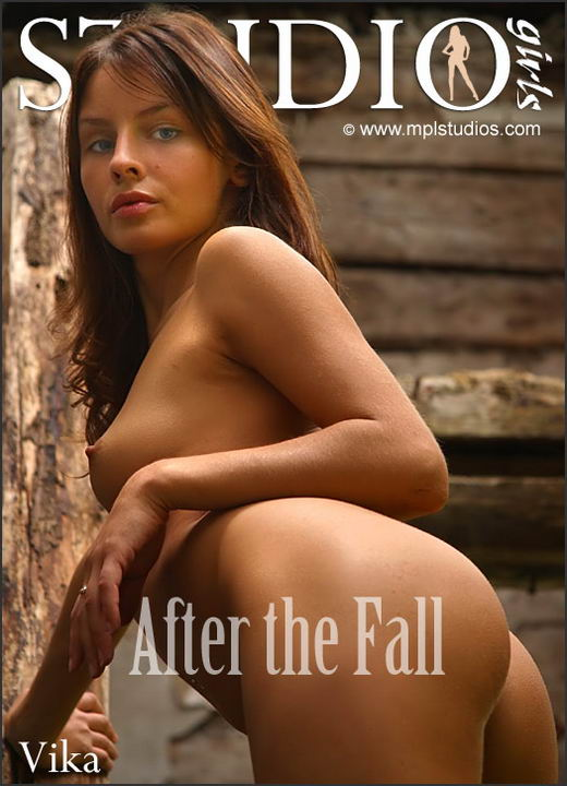 Vika - `After The Fall` - by Alexander Fedorov for MPLSTUDIOS