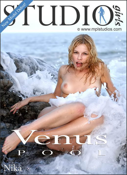 Nika - `Venus Pool` - by Jan Svend for MPLSTUDIOS