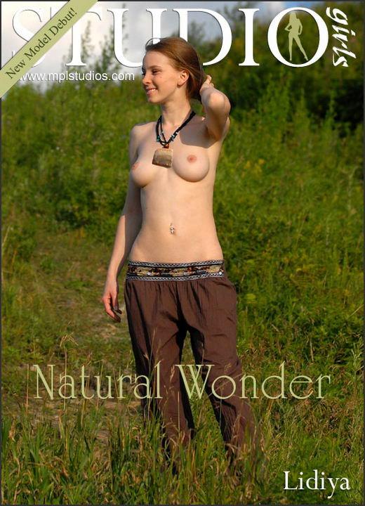 Lidiya - `Natural Wonder` - by Jan Svend for MPLSTUDIOS